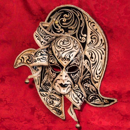 Maschera Veneziana Dama Liberty
