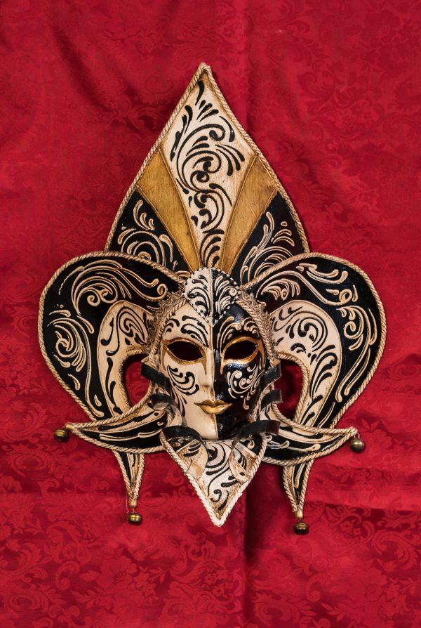 Maschera Veneziana Guerriero Liberty