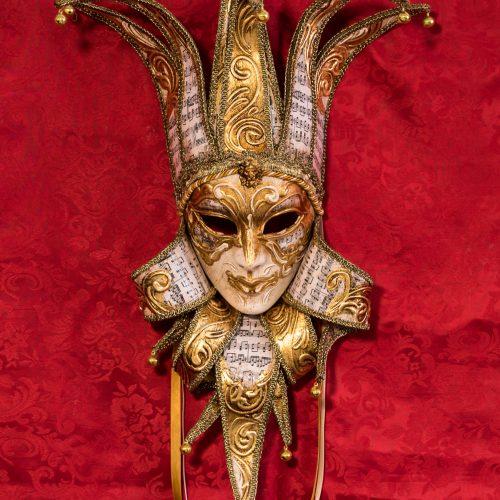 Maschera Veneziana Jolly Vivaldi