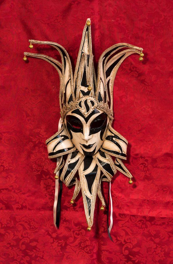 Maschera Veneziana Jolly Maori